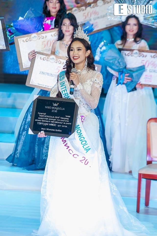 """""""Mисс монголиа 2018"""" тэмцээний тэргүүн миссээр Б.Мөнхчимэг тодорлоо"""
